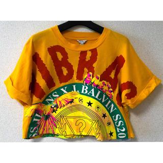 ゲス(GUESS)の【Guess】Guess×J BALVIN CROP TEE(Tシャツ(半袖/袖なし))