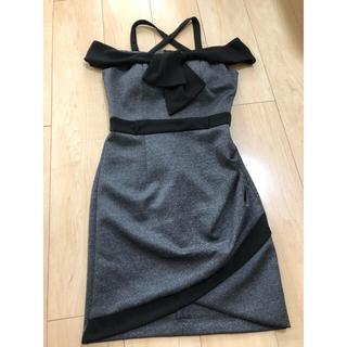 アン(an)のドレス(ミニドレス)