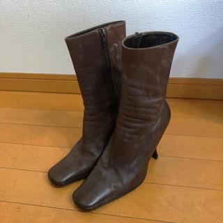 プラダ(PRADA)のプラダ ブーツ(ブーツ)