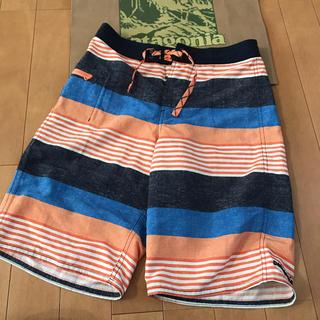 パタゴニア(patagonia)のパタゴニア 水着 男の子 ハーフパンツ サイズ10(140)(水着)