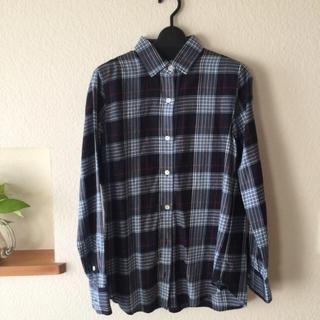 ニジュウサンク(23区)の23区チェックシャツ(シャツ/ブラウス(長袖/七分))