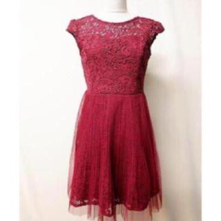 リリーブラウン(Lily Brown)の結婚式 ドレス(ミディアムドレス)