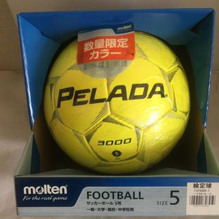 molten - モルテン ペレーダ3000 サッカーボール 5号JFA検定球 限定カラー