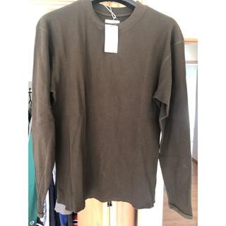 シップス(SHIPS)のSHIPS ワッフルシャツ(Tシャツ/カットソー(七分/長袖))