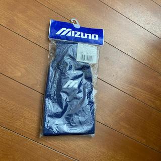 ミズノ(MIZUNO)のMIZUNOミズノ野球ストッキング・ネイビー・レギュラーカット新品(野球)