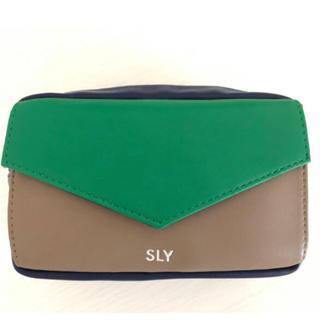 スライ(SLY)の【新品・未使用品】SLY ノベルティ メイクポーチ(ポーチ)