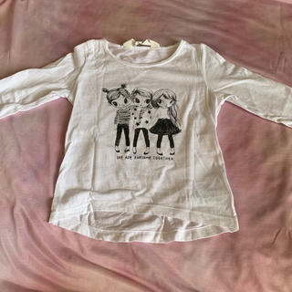 エイチアンドエム(H&M)のロンT H&M 90(Tシャツ/カットソー)