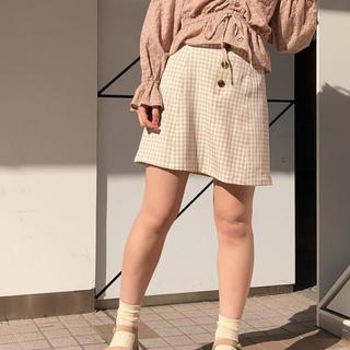 ワンアフターアナザーナイスクラップ(one after another NICE CLAUP)のナイスクラップ スカート♡(ミニスカート)