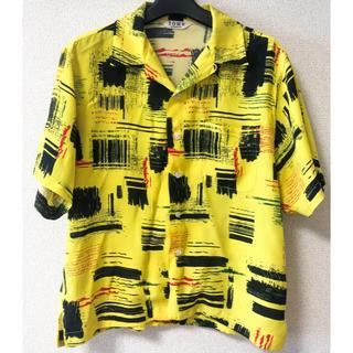 ビューティアンドユースユナイテッドアローズ(BEAUTY&YOUTH UNITED ARROWS)の【別注】〈TOWN〉プリントオープンカラーシャツ(シャツ/ブラウス(半袖/袖なし))