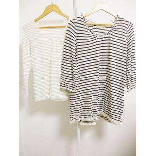 サマンサモスモス(SM2)のSM2 ☆46310(Tシャツ(長袖/七分))