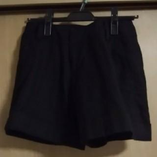 プロポーションボディドレッシング(PROPORTION BODY DRESSING)のPROPORTION 黒 パンツ (カジュアルパンツ)