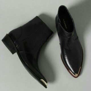 ジーナシス(JEANASIS)のウエスタン ブーツ(ブーツ)