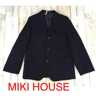 ミキハウス(mikihouse)の[クリーニング済み]MIKI HOUSE ジャケット130㎝(ドレス/フォーマル)