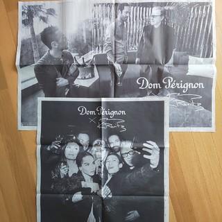 ドンペリニヨン(Dom Pérignon)のドン・ペリニヨン 広告(印刷物)