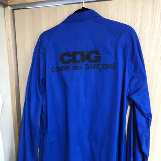 コムデギャルソン(COMME des GARCONS)のコムデギャルソン CDG ワークコート(ステンカラーコート)