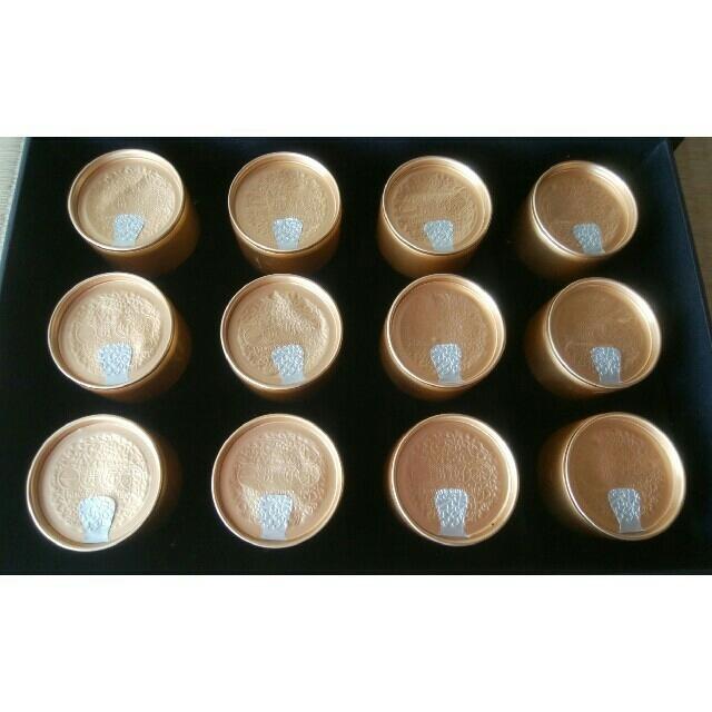 【値下げ】中国茶12缶(一貫好茶2019新茶) 食品/飲料/酒の飲料(茶)の商品写真