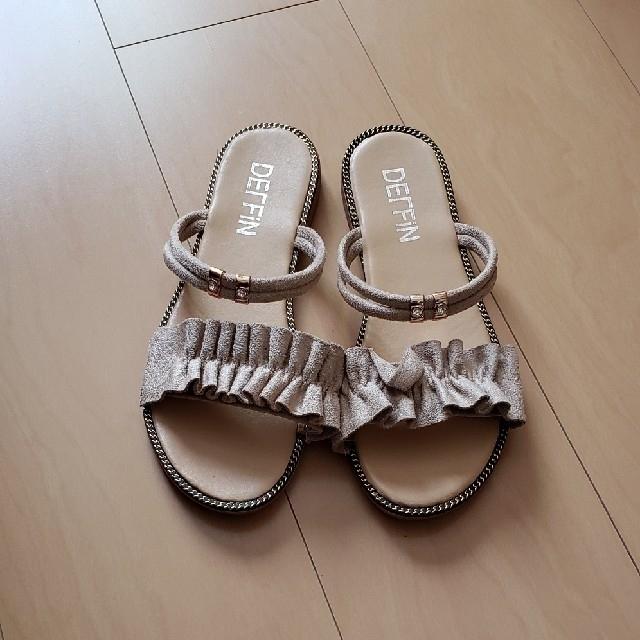 サンダル レディースの靴/シューズ(サンダル)の商品写真