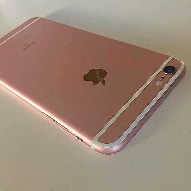 Apple(アップル)のSoftBank iPhone6s plus 16G ローズゴールド  スマホ/家電/カメラのスマートフォン/携帯電話(スマートフォン本体)の商品写真