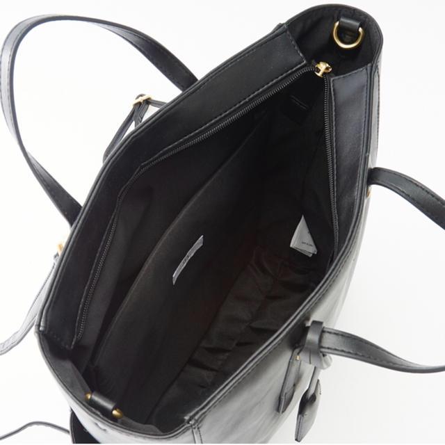 しまむら(シマムラ)のプチプラのあや 2WAY スクエアリュック レディースのバッグ(リュック/バックパック)の商品写真