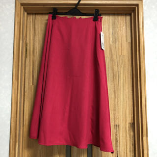 クイーンズコート(QUEENS COURT)のクイーンズコート ロングスカート/新品♡(ロングスカート)