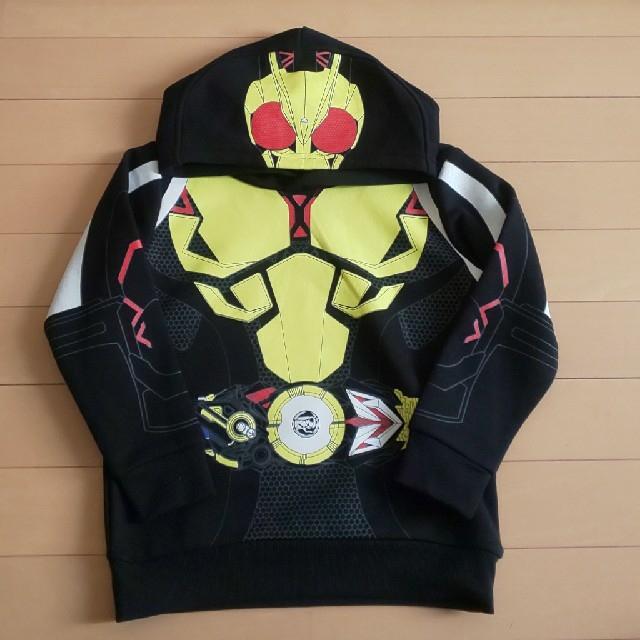 BANDAI(バンダイ)のゼロワン なりきり 変身 仮面ライダー トレーナー 120 キッズ/ベビー/マタニティのキッズ服 男の子用(90cm~)(Tシャツ/カットソー)の商品写真