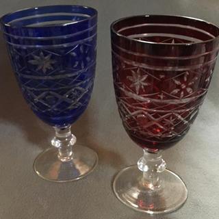 ユーキ キリコ ワイン グラス 2点セット(グラス/カップ)