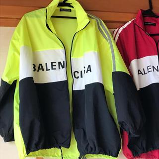 バレンシアガ(Balenciaga)のバレンシアガナイロンジャケット(ナイロンジャケット)