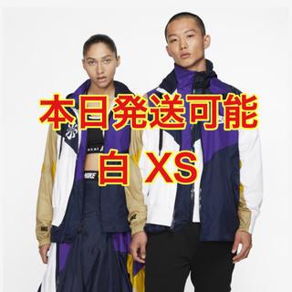 サカイ(sacai)のNIKE sacai Blouson Hooded Anorak XS(ナイロンジャケット)
