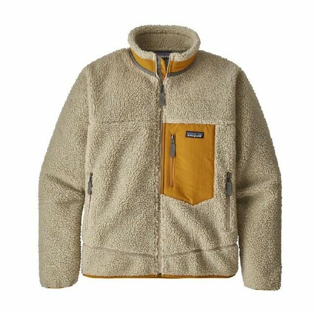 patagonia(パタゴニア)のメンズ クラシック・レトロX ジャケット #23056 M  PEWG ペリカン メンズのジャケット/アウター(ブルゾン)の商品写真