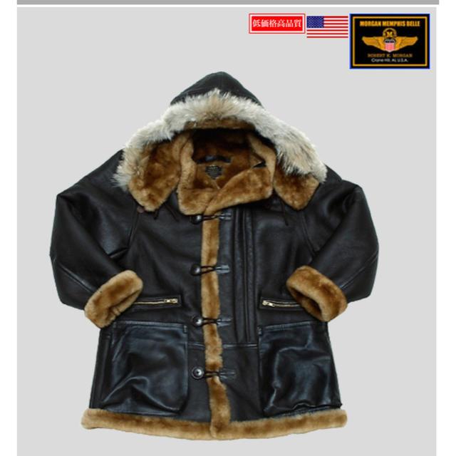MORGAN MEMPHIS BELLE TYPE B-7 メンズのジャケット/アウター(ミリタリージャケット)の商品写真
