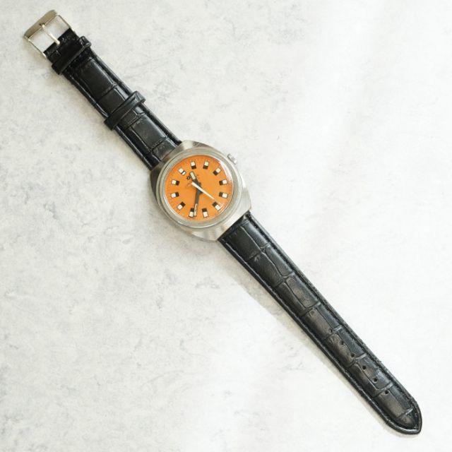 JUNGHANS(ユンハンス)のビンテージ ドイツ製 ユンハンス 17石 手巻き腕時計 junghans メンズの時計(腕時計(アナログ))の商品写真