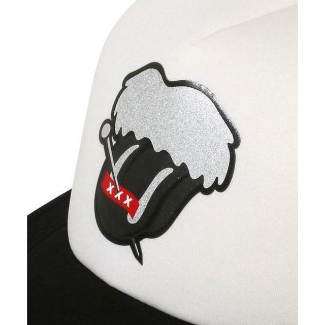 ナンバーナイン ゴッドセレクション キャップ メンズの帽子(キャップ)の商品写真