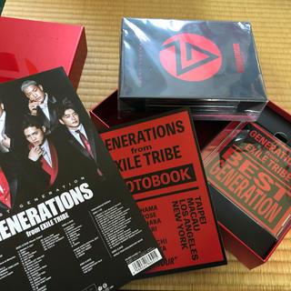 ジェネレーションズ(GENERATIONS)のBEST GENERATION (ミュージック)