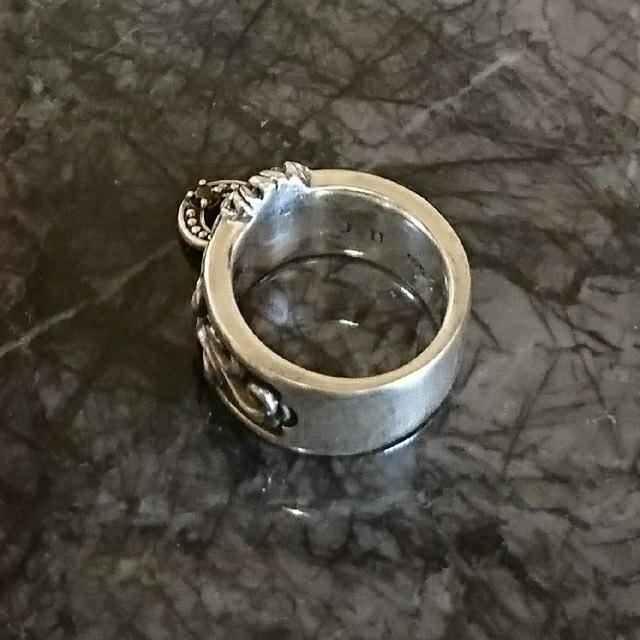 Justin Davis(ジャスティンデイビス)のジャスティンデイビス・LION keeper ring・9号 レディースのアクセサリー(リング(指輪))の商品写真