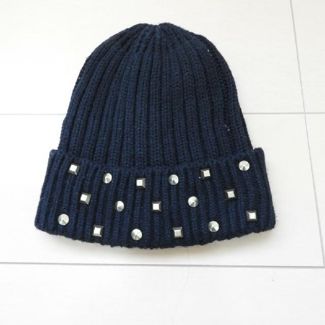 GU(ジーユー)のニット帽 レディース フリー レディースの帽子(ニット帽/ビーニー)の商品写真