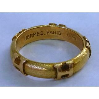 Hermes - エルメス K18 フィデリテ リング