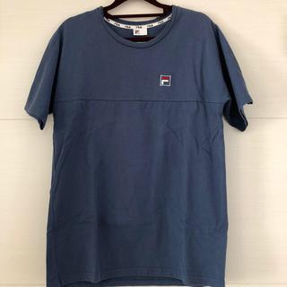 ジェイダ(GYDA)のFILA BIELLA ITALIA BIG Tシャツ(Tシャツ(半袖/袖なし))