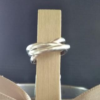 リング3連シルバー(リング(指輪))