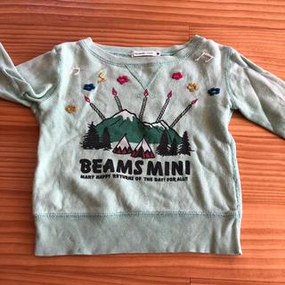 ビームス(BEAMS)のbeams miniのトレーナー(ジャケット/上着)