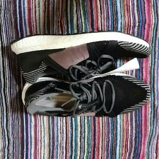 アディダスバイステラマッカートニー(adidas by Stella McCartney)の24.5cm新品adidasステラマッカートニースニーカー黒ウルトラブースト(スニーカー)