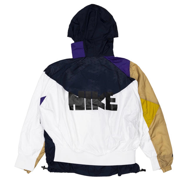 NIKE(ナイキ)のNIKE × sacai ナイロンジャケット アウター  Mサイズ メンズのジャケット/アウター(ナイロンジャケット)の商品写真