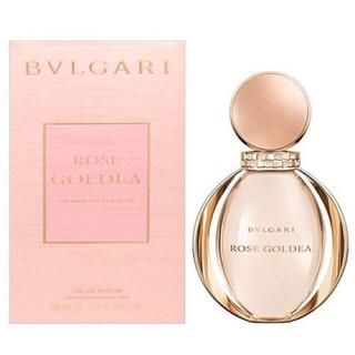 BVLGARI - ブルガリ ローズゴルデア 香水 50ml ミニサイズオマケ付き