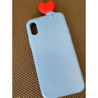 ボウダンショウネンダン(防弾少年団(BTS))のiPhoneケース iPhoneX ケース TATA バンタン 防弾少年団(iPhoneケース)