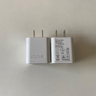 IQOS - iQOSアダプター 未使用品 充電器 2個セット