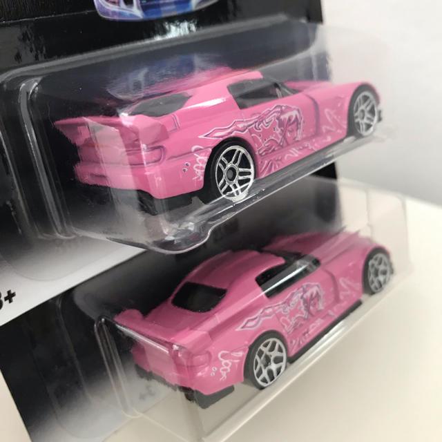 ホットウィール s2000 ホイール違い ワイルドスピード エンタメ/ホビーのおもちゃ/ぬいぐるみ(ミニカー)の商品写真