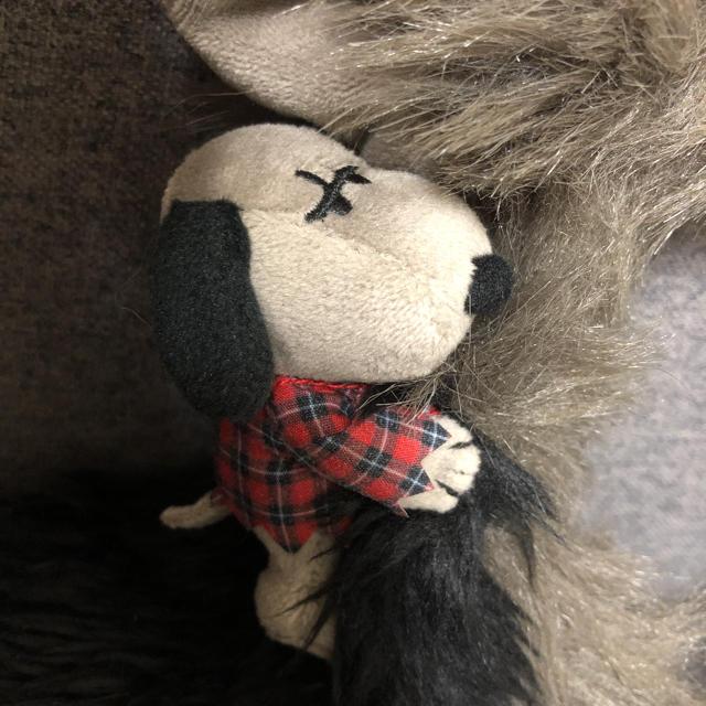 USJ(ユニバーサルスタジオジャパン)のUSJ  スヌーピー  カチューシャ ホラーナイト ユニバーサルスタジオ エンタメ/ホビーのおもちゃ/ぬいぐるみ(キャラクターグッズ)の商品写真