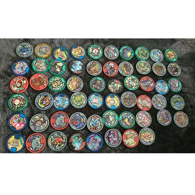 BANDAI(バンダイ)の妖怪ウォッチメダル エンタメ/ホビーのおもちゃ/ぬいぐるみ(キャラクターグッズ)の商品写真