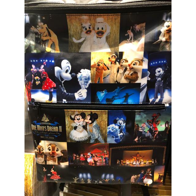 Disney(ディズニー)のワンマンズドリーム リュック エンタメ/ホビーのおもちゃ/ぬいぐるみ(キャラクターグッズ)の商品写真