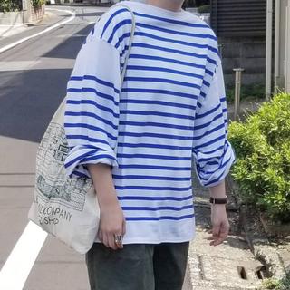 セントジェームス(SAINT JAMES)のoutil ボーダーシャツ(Tシャツ(長袖/七分))