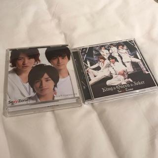 セクシー ゾーン(Sexy Zone)のセクシーゾーン CD(アイドルグッズ)
